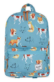 HERSCHEL Fox print backpack
