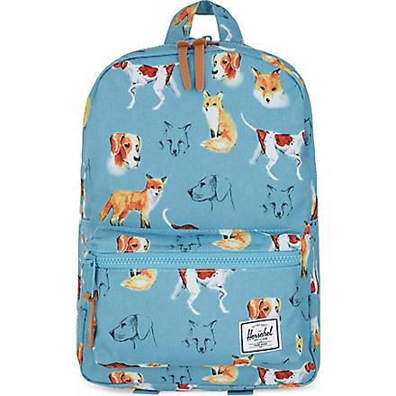 HERSCHEL Fox print backpack (Foxwood