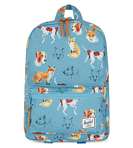 HERSCHEL Fox print backpack (Foxwood