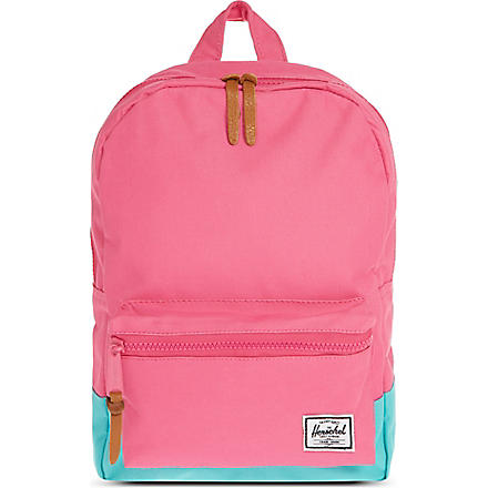 HERSCHEL Settlement kids backpack (Pink/harlow