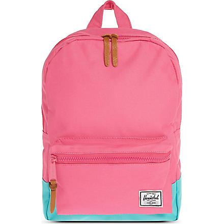 HERSCHEL Settlement kids backpack (Pink/harlow