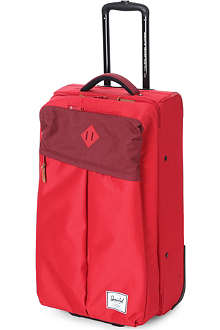 HERSCHEL Parcel two-wheel suitcase 68cm