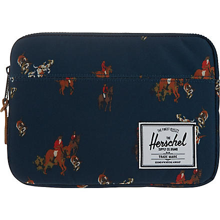 HERSCHEL Anchor iPad sleeve (Hunt