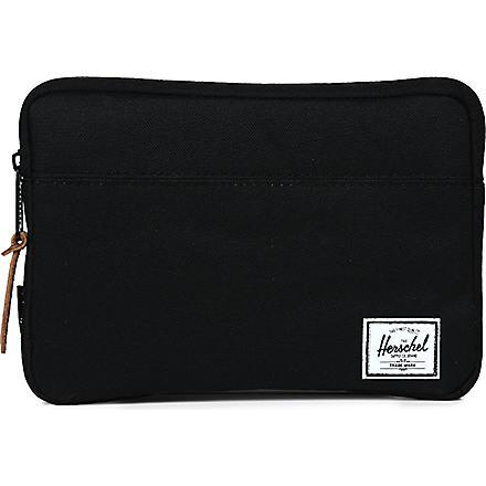 HERSCHEL Anchor sleeve iPad mini case (Black
