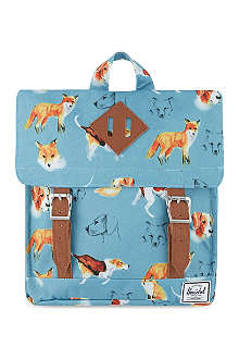 HERSCHEL Fox-print backpack