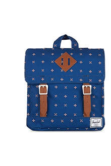 HERSCHEL Survey patterned backpack