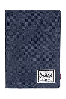 HERSCHEL Raynor canvas passport holder