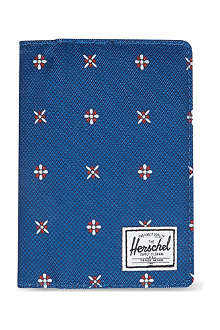HERSCHEL Raynor patterned passport holder