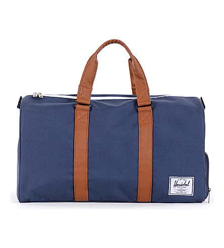 HERSCHEL SUPPLY CO Novel duffel bag (Navy/tan