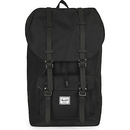 Little America backpack (Black