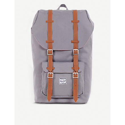 Little America backpack (Grey