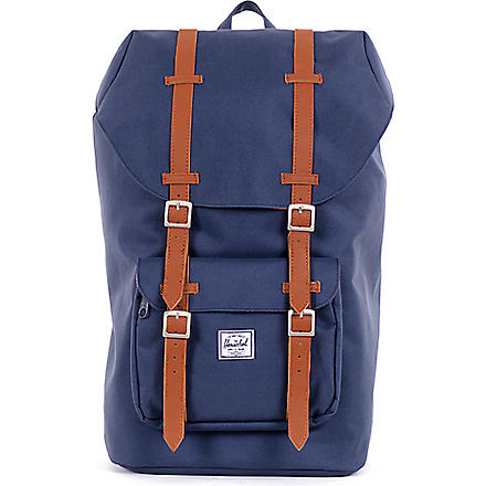 Little America backpack (Navy