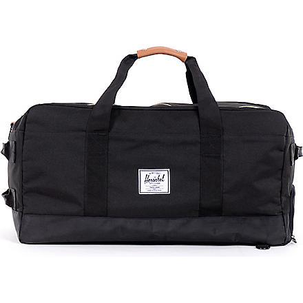 HERSCHEL Outfitter duffel bag (Black