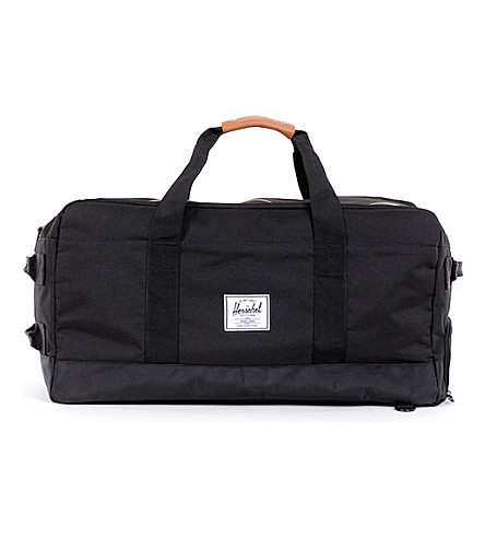 HERSCHEL SUPPLY CO Outfitter duffel bag (Black
