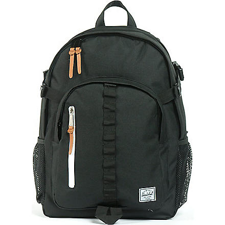 Parkgate backpack (Black