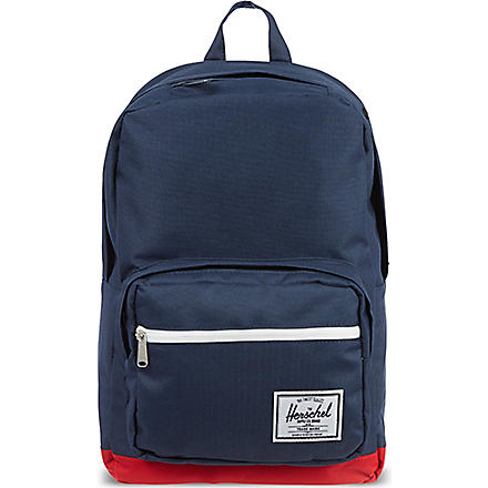 HERSCHEL Pop Quiz backpack (Navy/red
