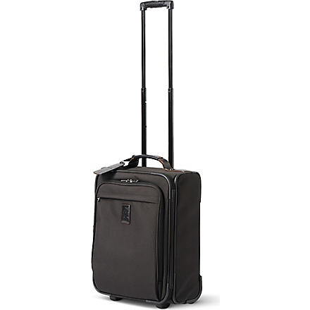 LONGCHAMP Boxford two-wheel cabin suitcase 48cm (Noir