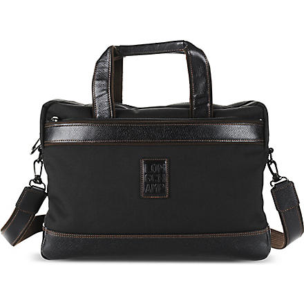 LONGCHAMP Boxford document case in noir (Noir