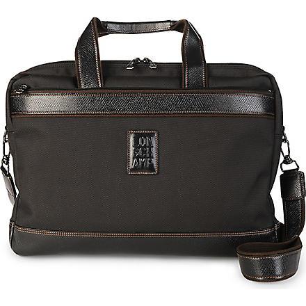 LONGCHAMP Boxford briefcase (Noir