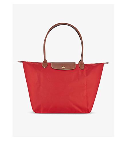 ... LONGCHAMP Le Pliage large shopper (Red. PreviousNext cf7509f6d0