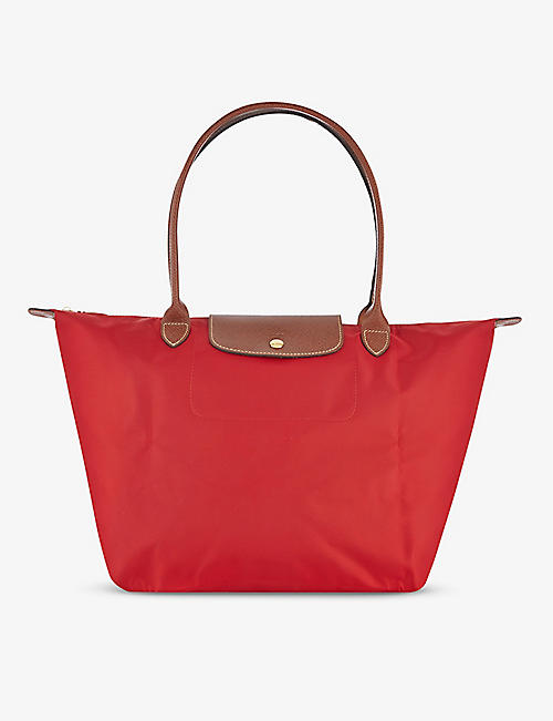be22b485c0f8 LONGCHAMP Le Pliage large shopper
