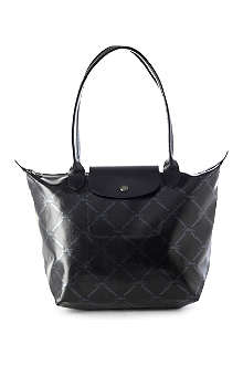 LONGCHAMP LM Metal small shopper