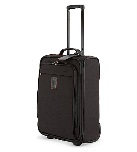 LONGCHAMP Boxford two-wheel suitcase (Noir