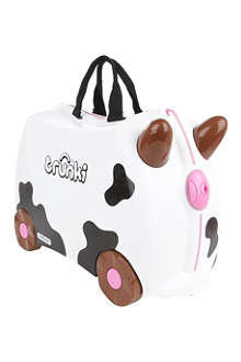 TRUNKI Frieda Cow travel case