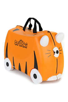 TRUNKI Tipu Tiger travel case