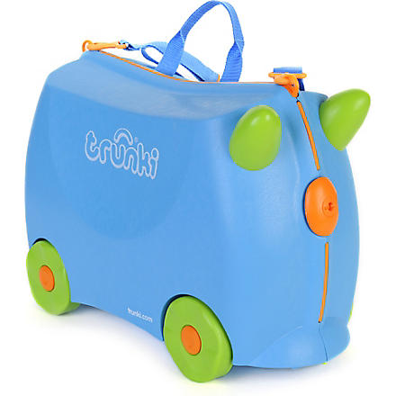 TRUNKI Terrance travel case (Blue