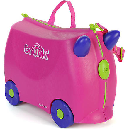 TRUNKI Trixie travel case (Pink