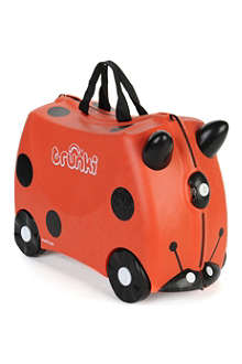 TRUNKI Harley ladybug travel case