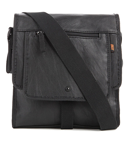 JOST Cult small messenger bag (Black