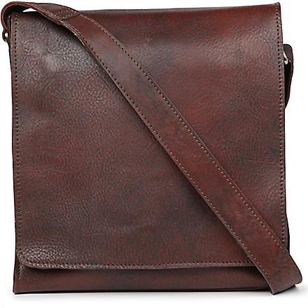 JOST Churchill small messenger bag (Brown