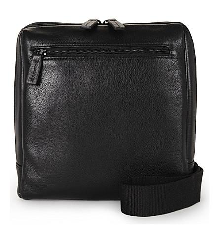 JOST Cargo medium across-body bag (Black