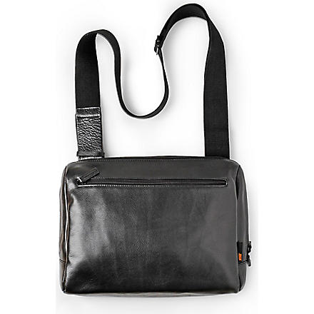 JOST Cargo extra large messenger bag (Black