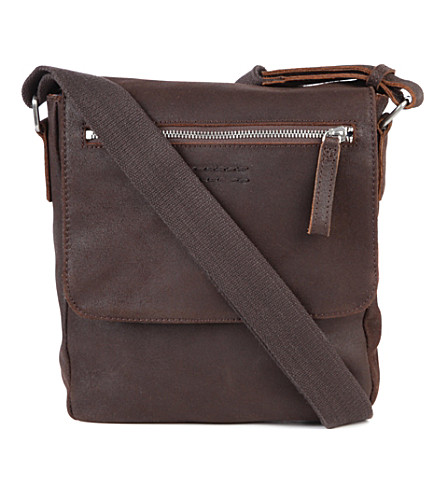 JOST Boston small messenger bag (Brown