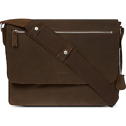 JOST Boston messenger bag (Brown