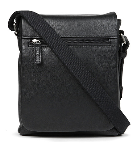 JOST Bonn extra-small messenger bag (Black