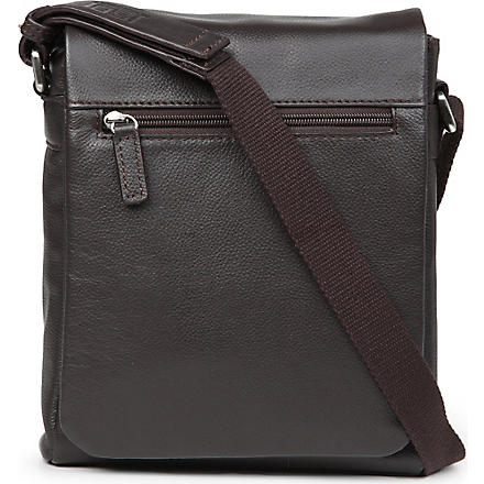 JOST Bonn extra-small messenger bag (Brown