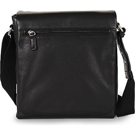 JOST Bonn small messenger bag (Black