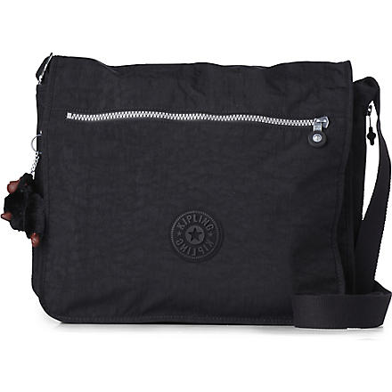 KIPLING Madhouse messenger bag (Black