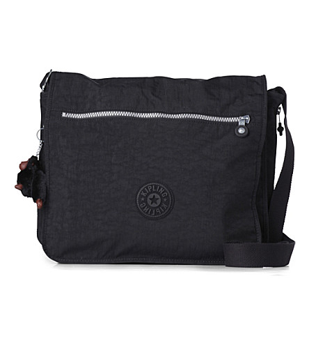 KIPLING Madhouse messenger bag (Black