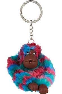 KIPLING BFF monkey keyring