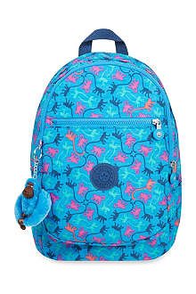 KIPLING Monkey print challenger backpack