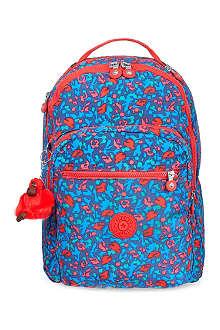 KIPLING Seoul print backpack