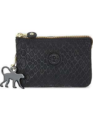 KIPLING Creativity animal print purse