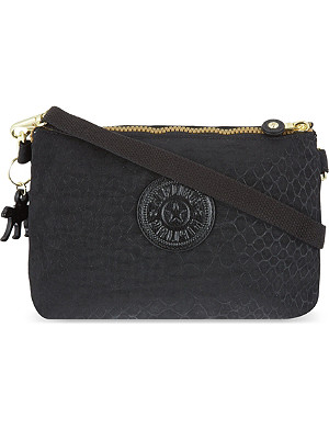 KIPLING Creativity animal print cross-body bag