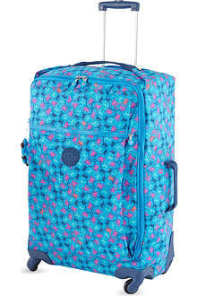 KIPLING Darcey medium four-wheel suitcase