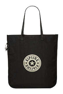 KIPLING Logo shopper bag